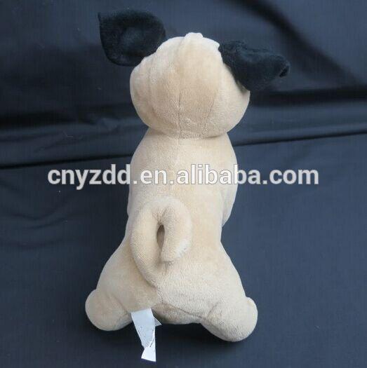 Juguete de la felpa PUG perro / PUG negro cachorro de perro pekinés juguete de felpa-imagen-Animales de peluche y felpa-Identificación del producto:60220937345-spanish.alibaba.com
