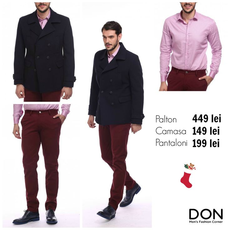 SHOP THE LOOK - 717 lei don-men.com #donstyle
