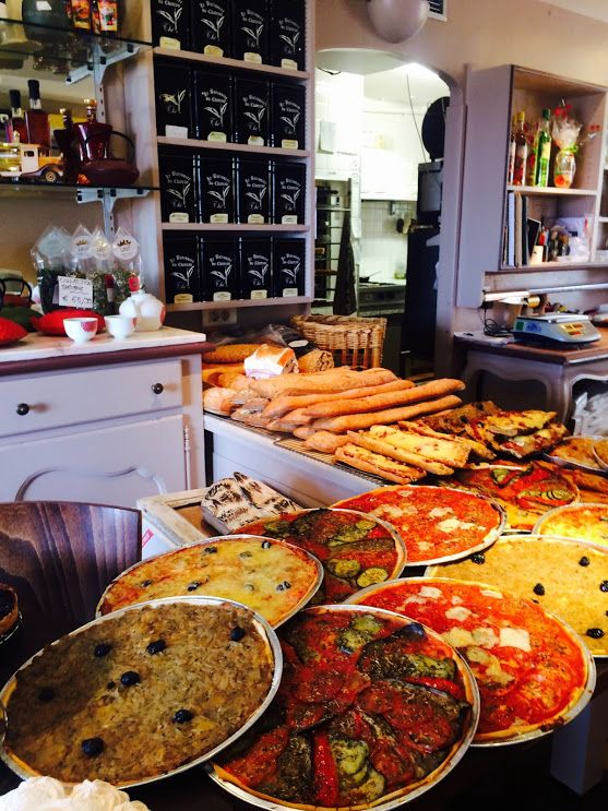 #Pizza #Provence #food #France