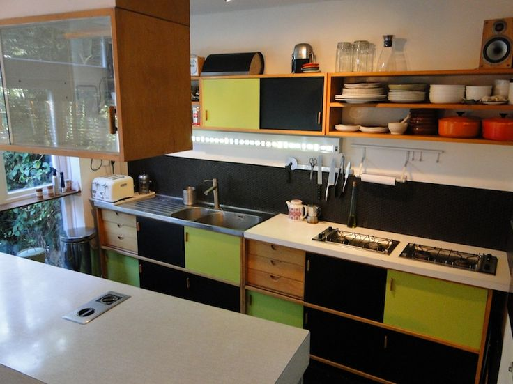 256 best images about postwar housing on pinterest for Kitchen ideas frimley
