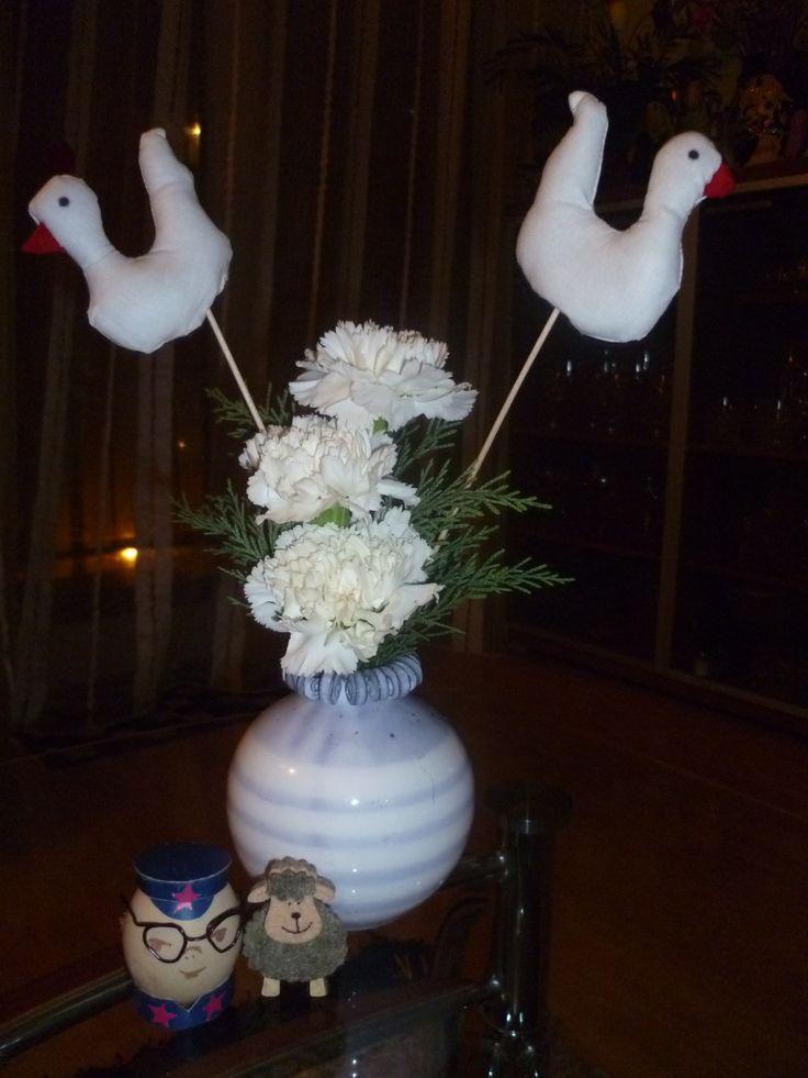 húsvéti libák