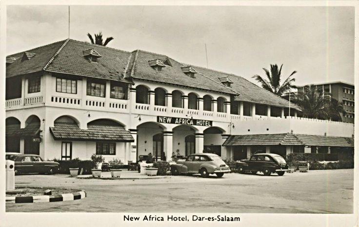 New Africa Hotel Dar Es Salaam