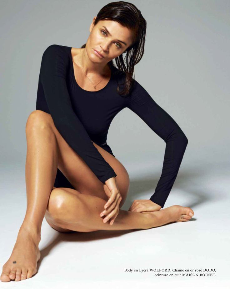 Helena Christensen's Feet << wikiFeet