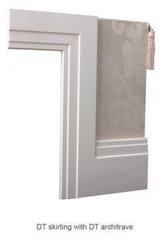 Art Deco Architrave · Modern Interior DoorsModern ...