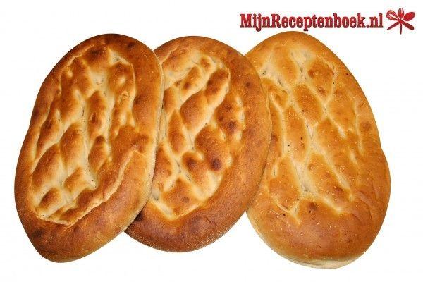 Pide (Turks brood) recept