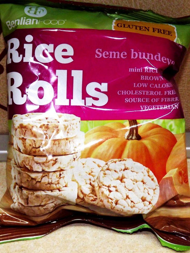 Tökmagos barna rizs alapú puffasztott rizs, hozzáadott cukormentes. Plus Marketben vásároltam.