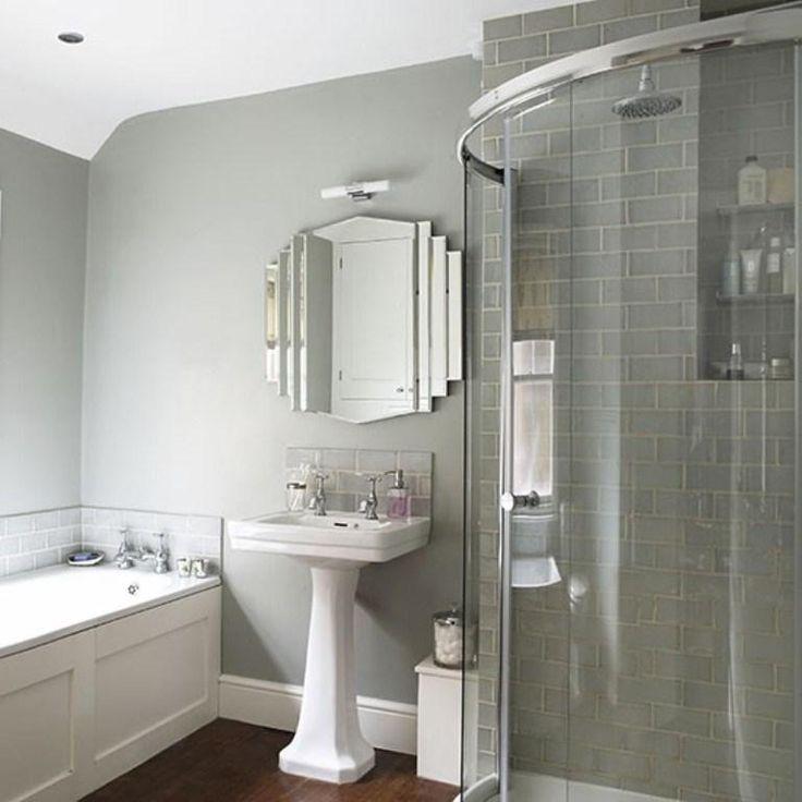 1000+ Ideas About Grey White Bathrooms On Pinterest