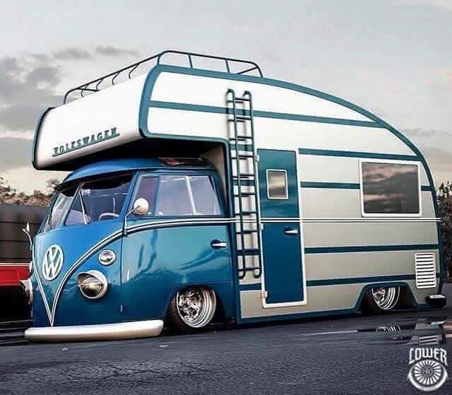 Sweet Volkswagen Custom Even Class C