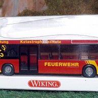 0706 03 42 Wiking: Feuerwehr MAN Linienbus verkauft wiking@email.de