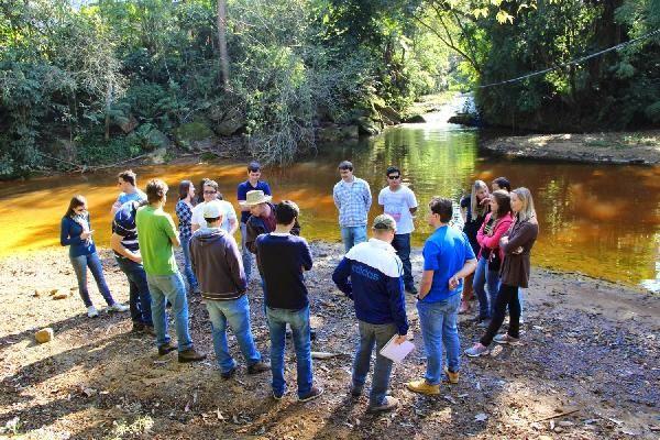 1º Dialogo Entre Bacias Hidrográficas do Extremo Sul Catarinense Sobre Praticas de Gestão de Recursos Hídricos