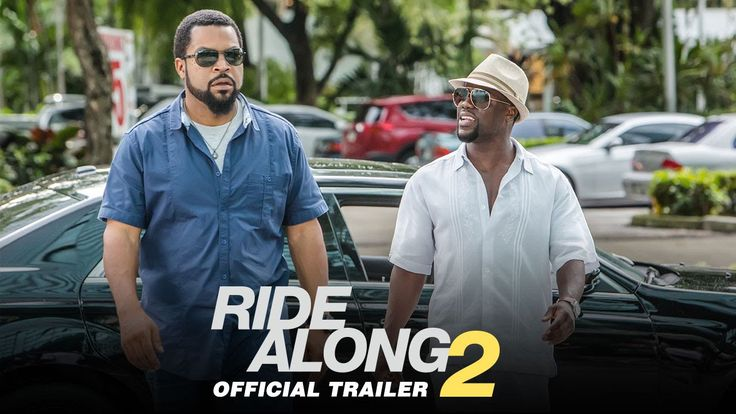 Ride Along 2 starring Kevin Hart & Ice Cube - Official Trailer #2 - http://www.trillmatic.com/ride-along-2-starring-kevin-hart-ice-cube-official-trailer-2/ - Watch the second official trailer for the sequel 'Ride Along 2' starring comedia Kevin Hart and West Coast rapper Ice Cube.  #RideAlong2 #KevinHart #IceCube #Trailer #Comedy #Trillmatic #TrillTimes