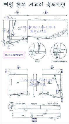 Hanbok jeogori