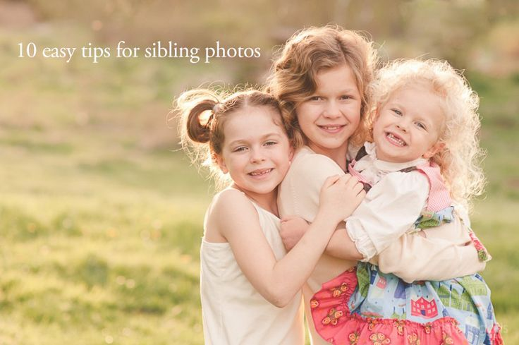 10 easy tips for sibling photos photo: 10 Easy, Sibling Photos, Blog Tips, Photo Tips, Photography Tips, Photography Blog, 10 Tips, Photography Ideas