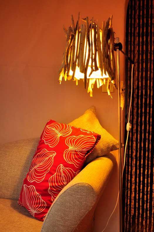 ber ideen zu stehlampe treibholz auf pinterest. Black Bedroom Furniture Sets. Home Design Ideas