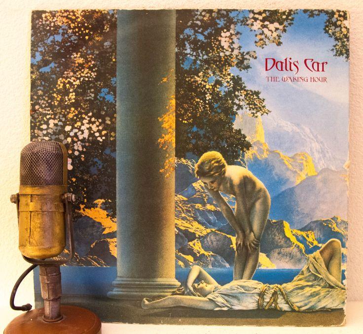 "Dali's Car (with Peter Murphy) Vinyl Record Album Lp 1980s Post-Punk Alternative Rock College Radio ""The Waking Hour"" (1984 Paradox Records)"
