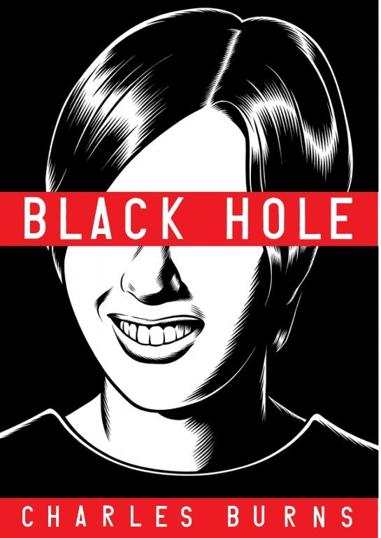 Black Hole design by Chip Kidd