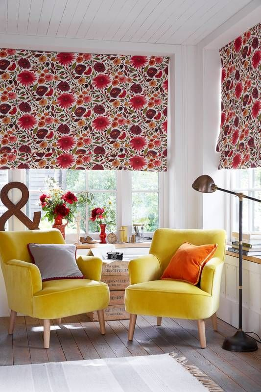 Clarke Fabric Sectional Sofa Living Room: 17 Best Ideas About Yellow Accent Chairs On Pinterest
