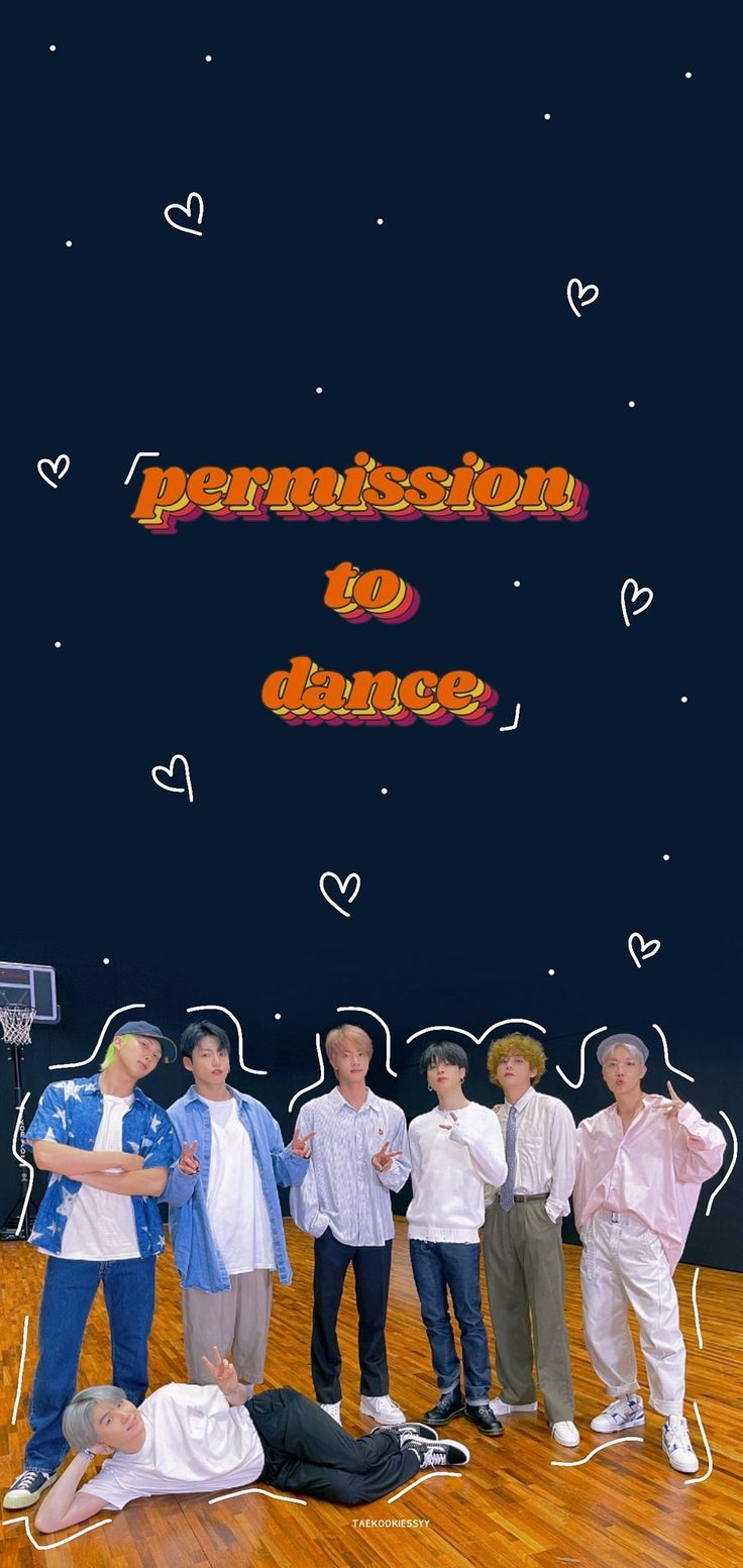 Bts Dance Practice Cause We Don T Need Permission To Dance Wallpaper Lockscreen Edit In 2021 Bts Wallpaper Bts Dance Practice Bts Playlist Bts wallpaper 2021 permission to dance