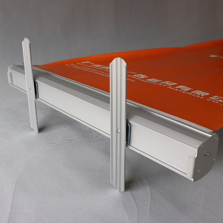 guangzhou factory price promotional printing banner roll up banner advertising floor display stand