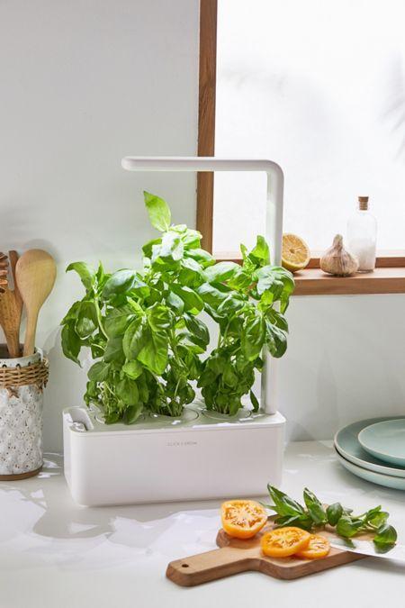 Click Grow Smart Herb Garden 3 Starter Kit Home 400 x 300