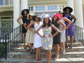 "The Blessed Bride: ""Showered in Southern Fashion"" :: A 'Belle' of a Bridal Shower"