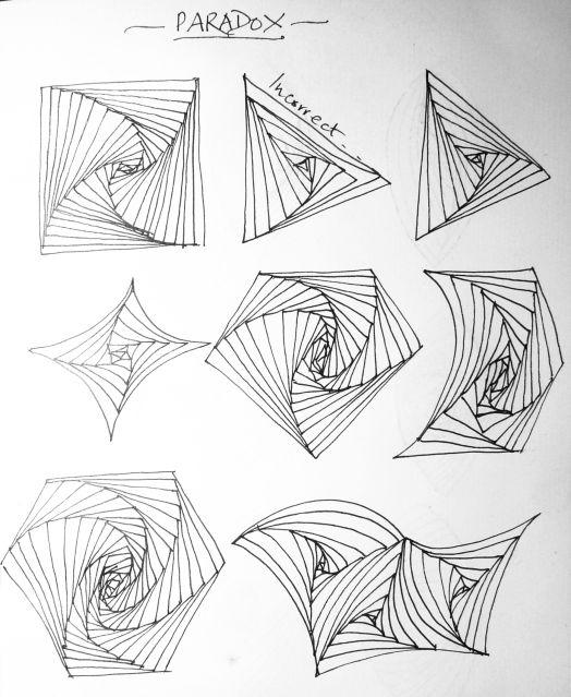 Shoshiplatypus: Zentangles Step by Step