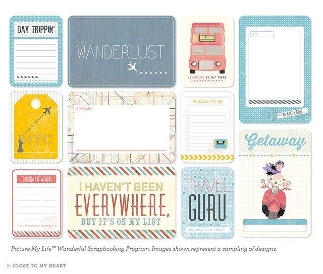 Wanderful, www.creativehearts.ctmh.com.au