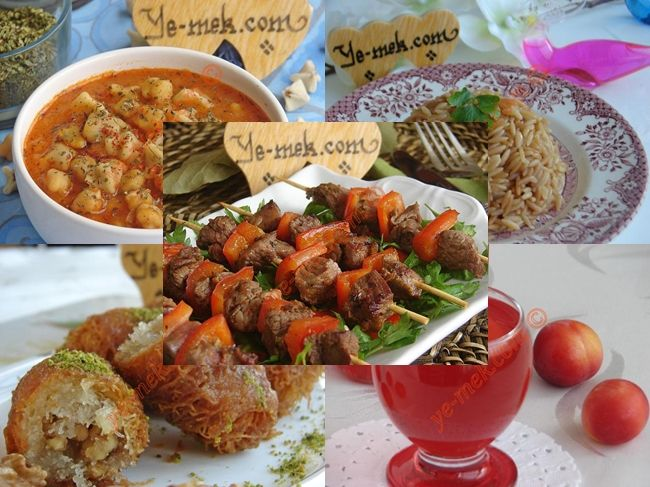 1000+ images about Menulerim on Pinterest | Vegetables, Turkish ...