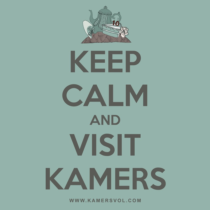 Blink and you'll miss it and have to wait a whole year again! KAMERS 2012 happens 21-27 Oct at Lourensford Estate, Somerset-West and 25 Nov-1 Dec at Open Window @ SAX, Irene, Pretoria. www.kamersvol.com