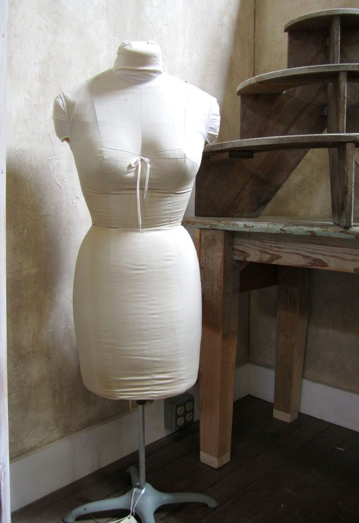Lovely vintage dress form... Found at the Cannery Row Antique Mall. 471 Wave St, Monterey, CA. www.canneryrowantiquemall.com