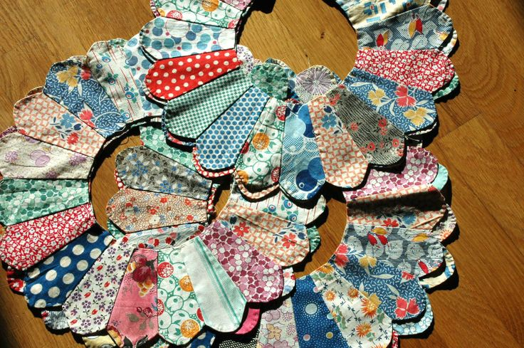 vintage quilt patterns free | ... to take advantage of it and photograph these unfinished quilt pieces
