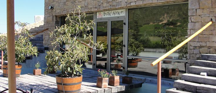 Cafe Alfredo at Vina Montes in Colchagua Valley - #Pinterest-Colchagua-Tours-Restaurants