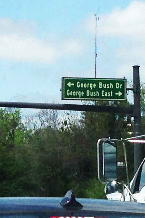 23 Things I Learned Spending A Day With George H.W. Bush At The George Bush Library