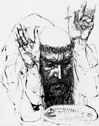 Szalay Lajos Szent Ferenc