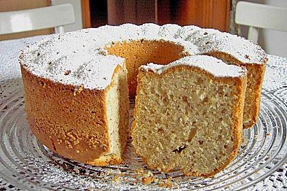 Amaretto - Haselnusskuchen (Rezept mit Bild) von kangoo | Chefkoch.de
