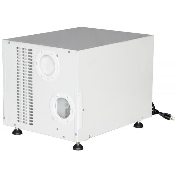 5,000 BTU Compact Portable Outdoor Air Conditioner and Heater