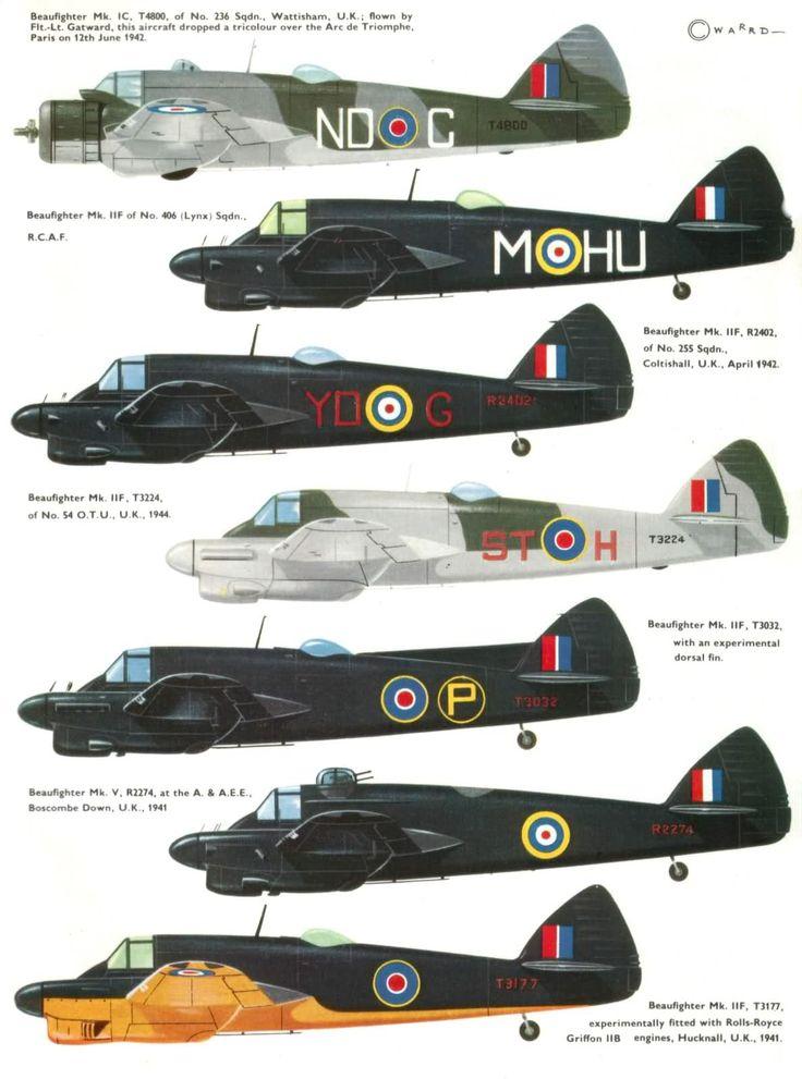 Bristol Beaufighter.