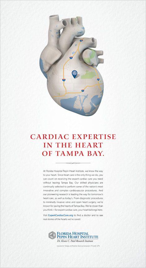 Healthcare Ad Agency   ChappellRoberts   Portfolio   Pepin Heart