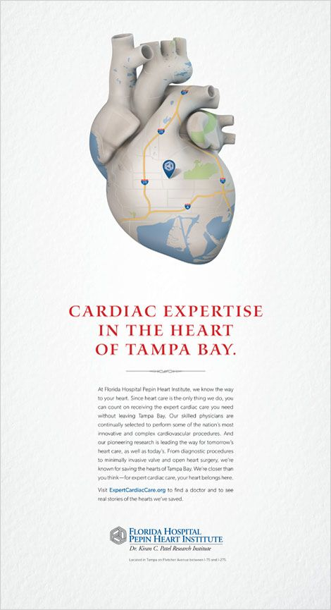 Healthcare Ad Agency | ChappellRoberts | Portfolio | Pepin Heart