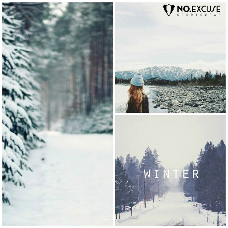 #set #clothes #sport #noexcuse #noexcs #gymwear #sportswear #girl #woman #snow