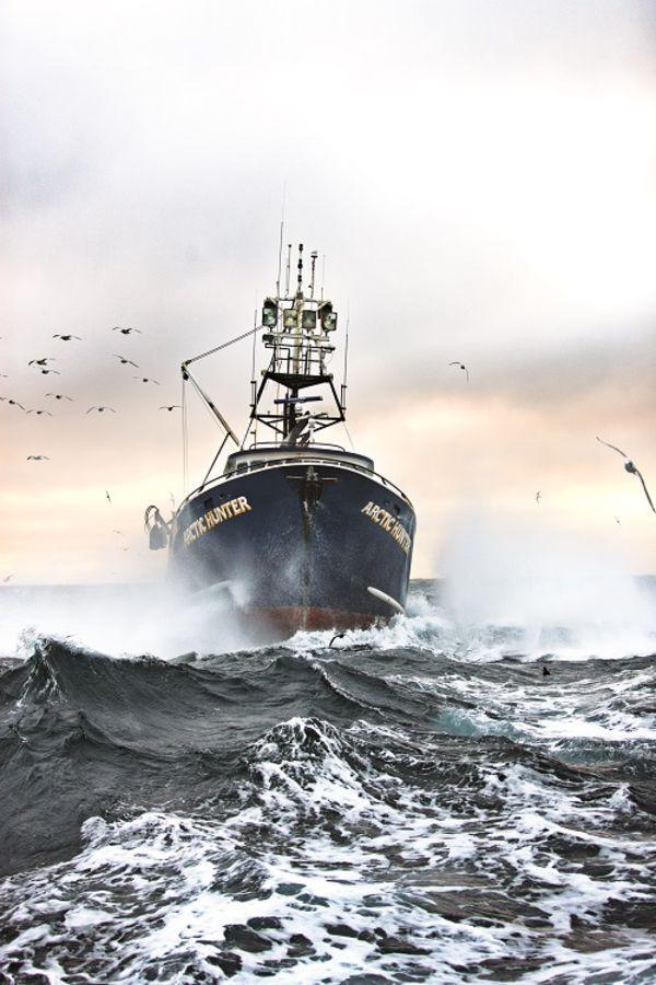 "wasbella102: "" By Corey Arnold fisherman working northern waters, sweet, succulent Alaskan crab """