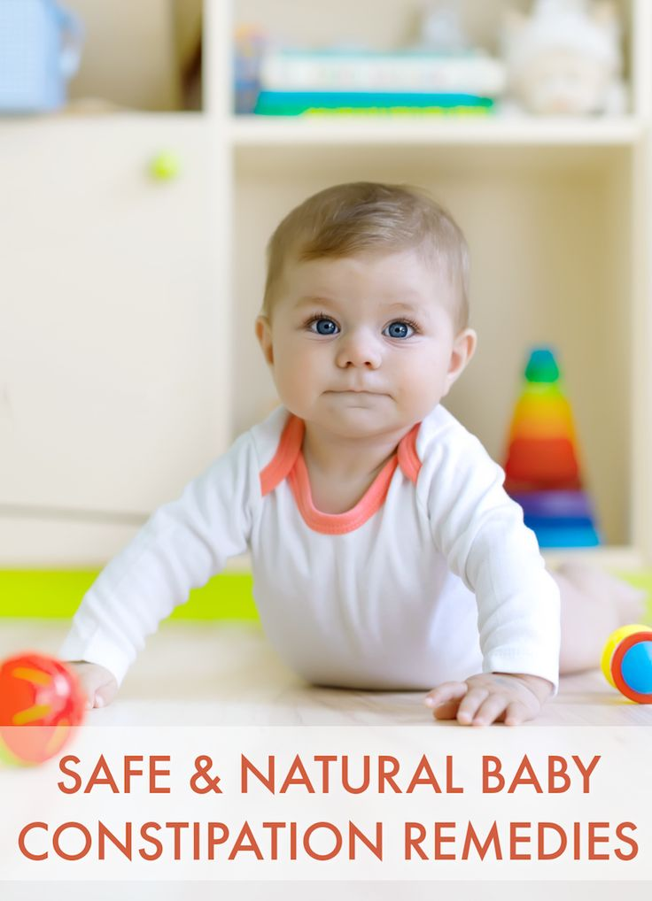 Baby Constipation Remedies Natural Ways To Ease