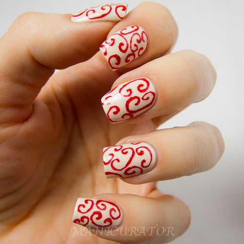 gel nails designs ideas | 2015 Nail Designs | Pinterest