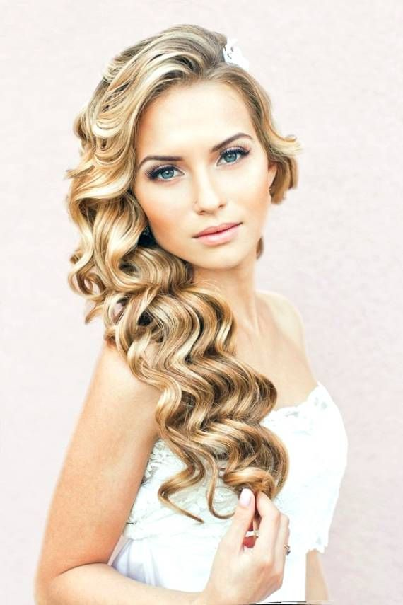 cute classy hairstyles for long hair finger waves - Google Search