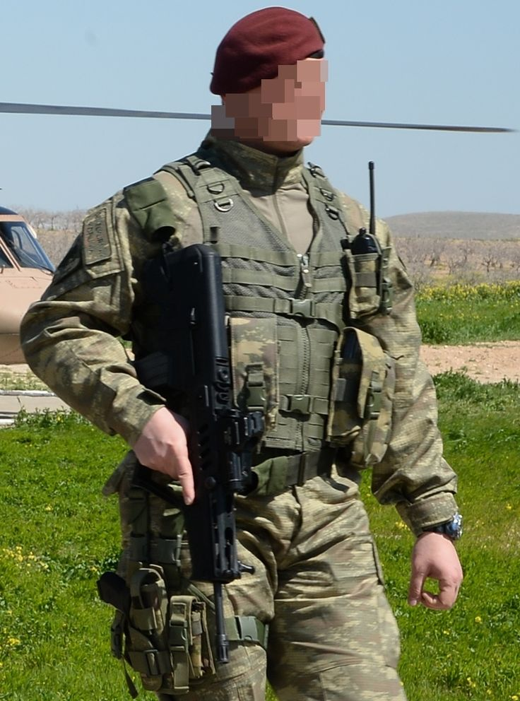 Turkey Special Forces (Maroon Berets)