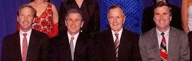 The Bush family and the S&L collapse in the 80s.  Was there any surprise they did it again with the Banking system 20 years later?   Do you right wingers forget, or not care?  The majority of you are not profiting from it, but sure are paying for it.