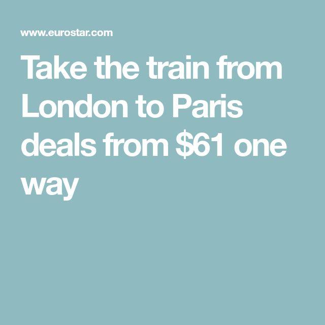 The Best Eurostar London Ideas On Pinterest Eurostar Uk - Chunnel tickets london to paris