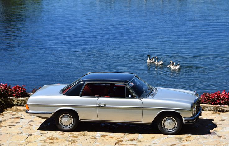 10 best mercedes benz w114 8 images on pinterest autos for Mercedes benz colombia