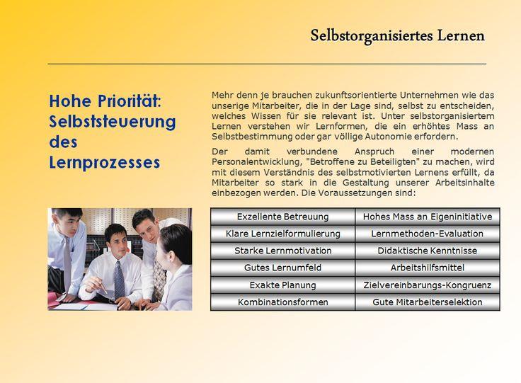"""Beispiel einer Powerpoint-Folie aus """"Ratgeber zur Personalentwicklung"""""""