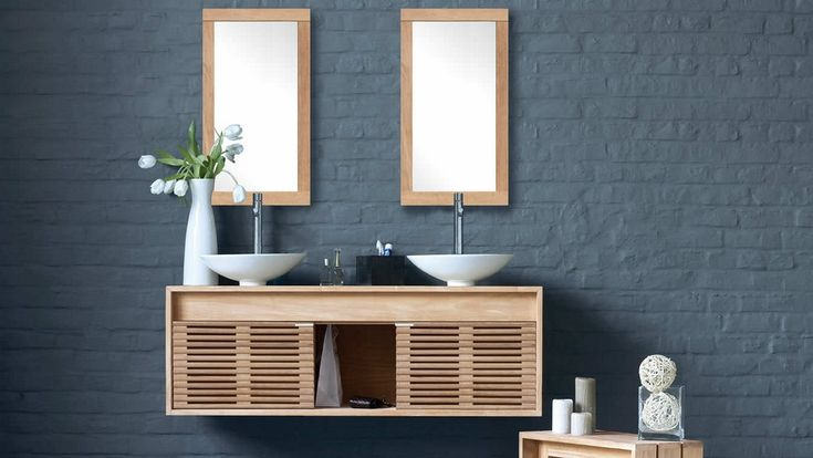 Comment agrandir visuellement une petite salle de bains ?